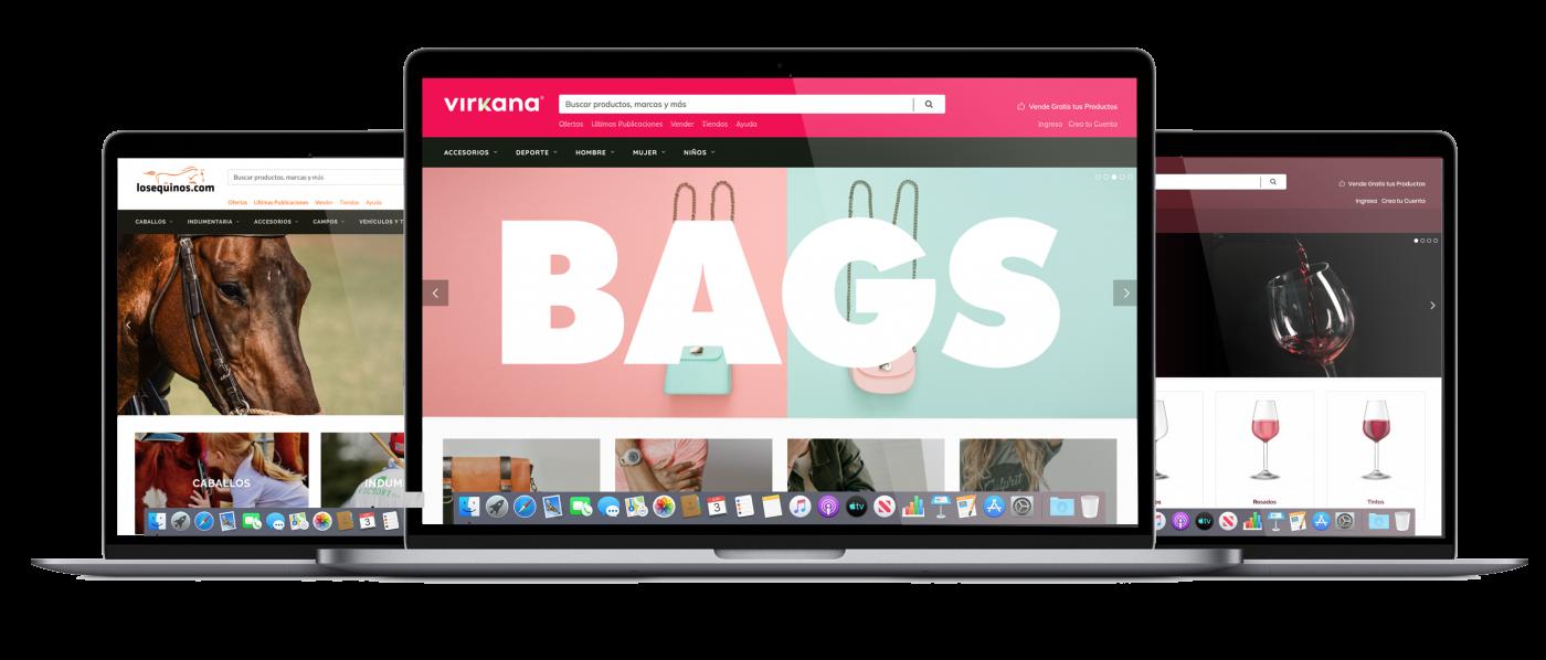 plataforma marketplace personalizada