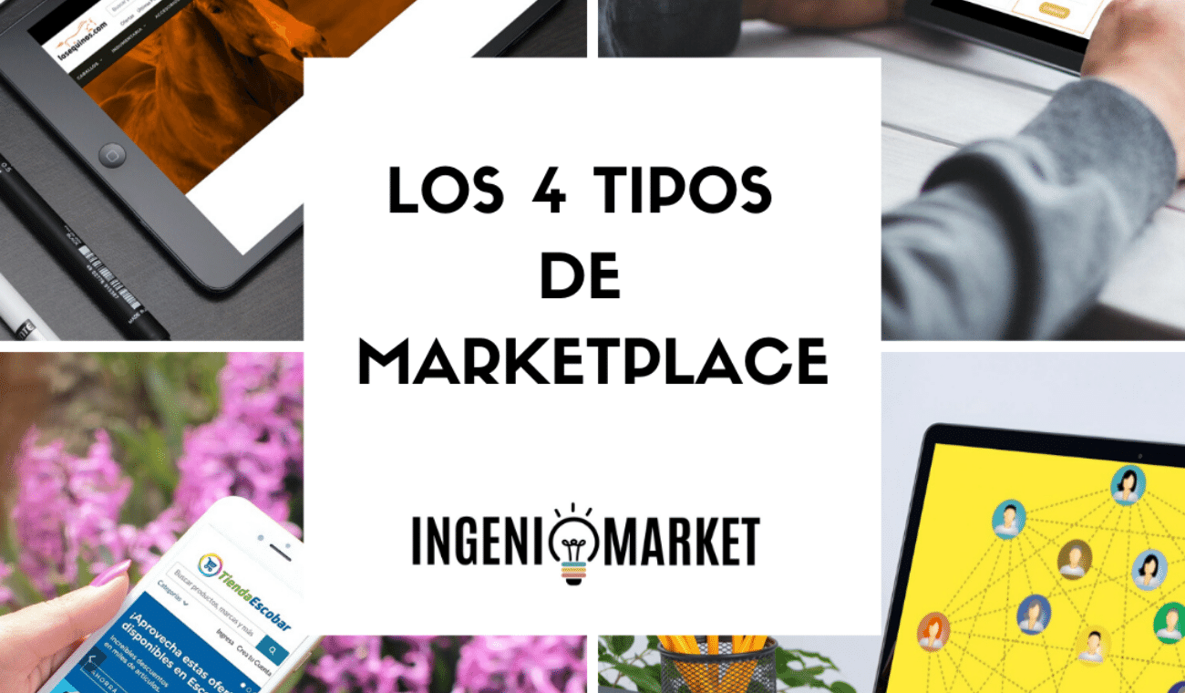 tipos de marketplaces